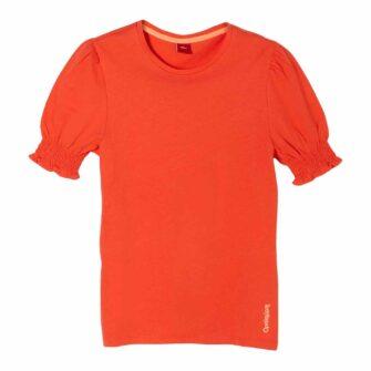 T-Shirt mit angesagten Puff Sleeves