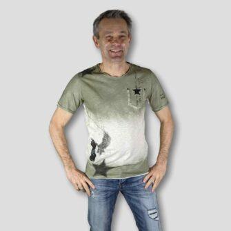KEY LARGO T-Shirt NASHVILLE ROUND