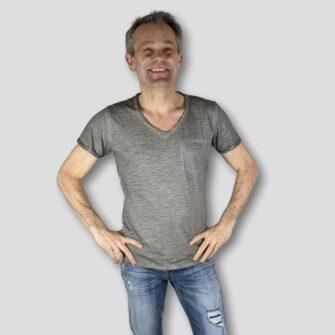 KEY LARGO T-Shirt SODA V-NECK