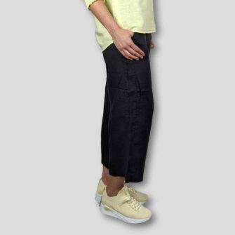 Loose Fit Hose mit Wide Leg