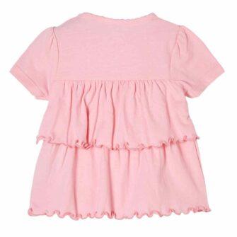 Baby T-Shirt mit niedlichen Volants