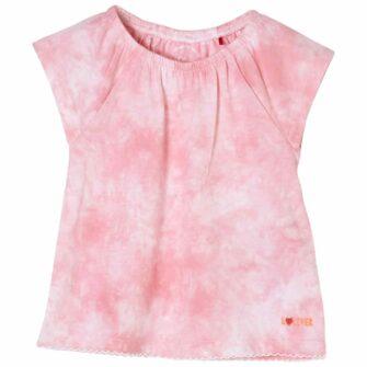 Baby T-Shirt mit Batik Effekt