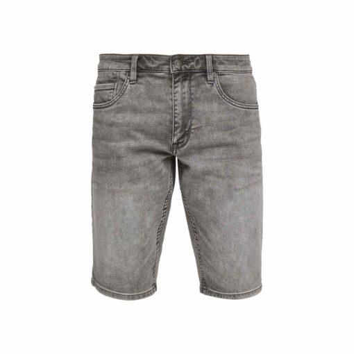 Leichte Jeans Bermuda im Regular Fit