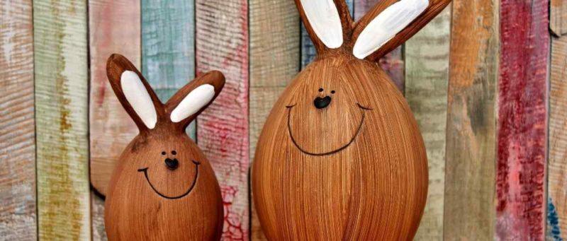 Frohe Ostern - Geschenkideen in letzter Minute