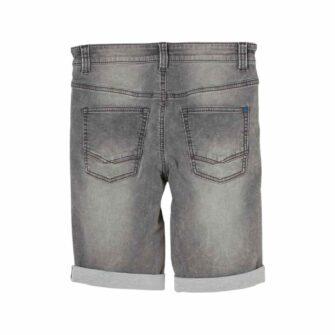Jungen Bermuda in Grey Denim