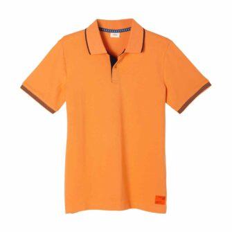 Boys Poloshirt aus Baumwollpique