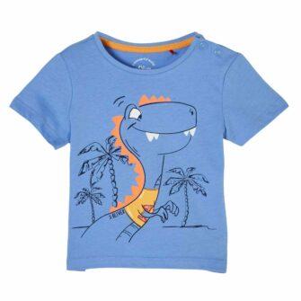 Baby T-Shirt mit Dino Print
