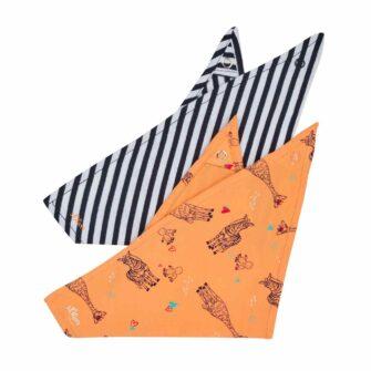 Doppelpack Baby Jersey-Halstuch