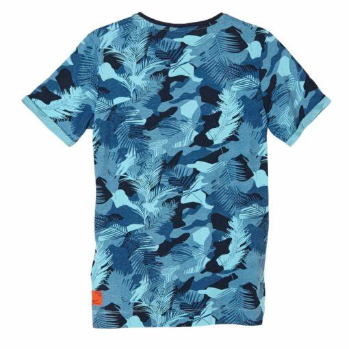 Boys T-Shirt mit Tropical Print