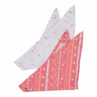 Doppelpack Baby Dreieckstuch