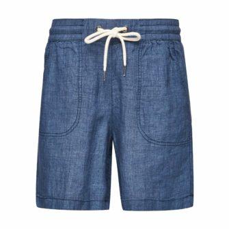 Leinen Shorts im Casual Look