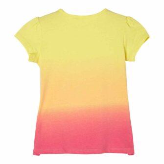 Kids Girls T-Shirt mit Wendepailletten