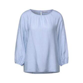 Raglan-Bluse mit Streifen von STREET ONE