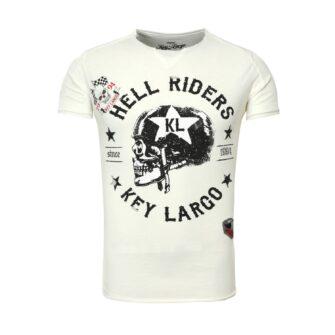 KEY LARGO T-Shirt Hell Riders