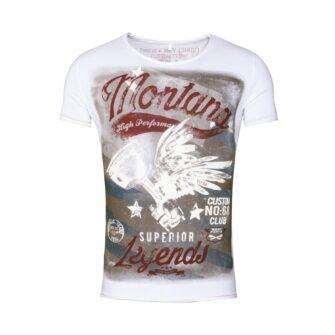 Shirt im Vintage Look von KEY LARGO