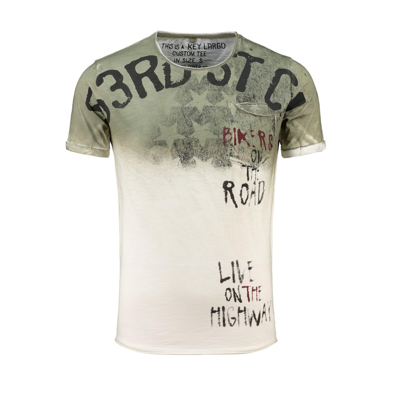 KEY LARGO T-Shirt MT Road