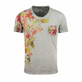 KEY LARGO T-Shirt Babylon V-Neck