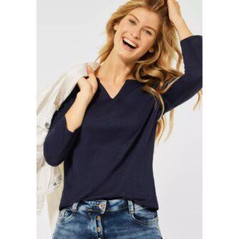 Feminines Shirt im Tunika Style von CECIL