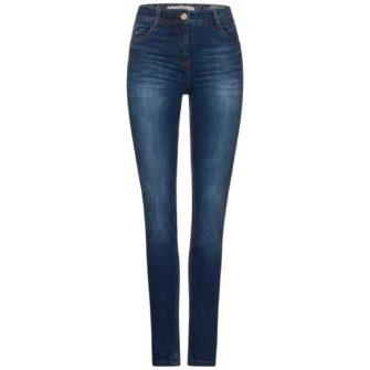 CECIL Jeans Toronto im Mid Blue Wash