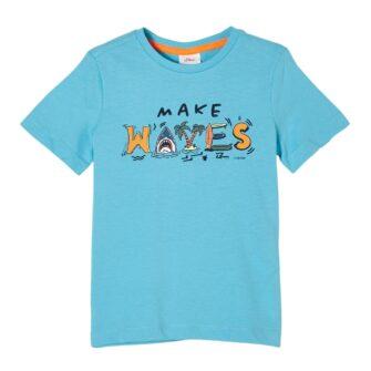 Kids T-Shirt mit sommerlichem Frontprint