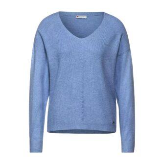 Softer Melange Pullover von STREET ONE