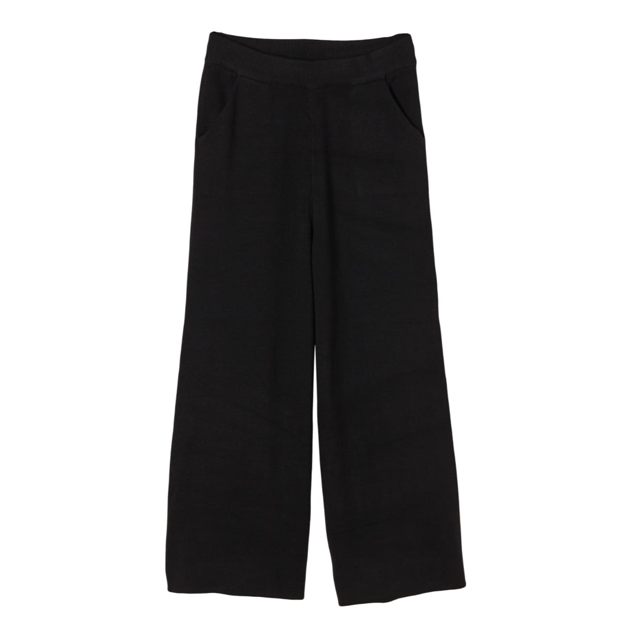Ankle Length Culotte in Feinstrick