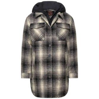 Overshirt im Hoodie Style von CECIL