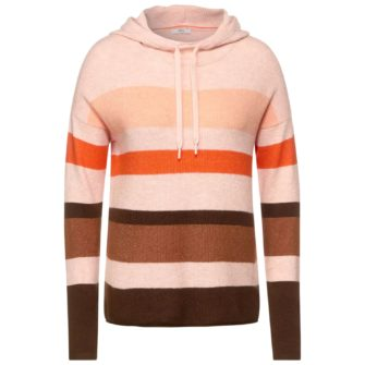 Colorblock Hoodie Pullover von CECIL