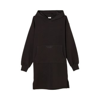 Kurzes Hoodie-Kleid