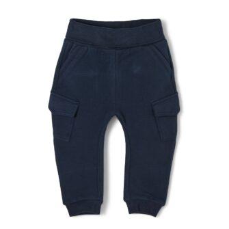 Baby Cargopants aus weichem Jersey