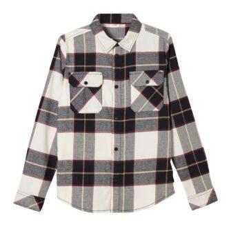 Kariertes Flanellhemd für Jungen
