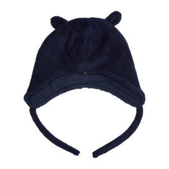Niedliche Teddyplüsch-Mütze mit Öhrchen